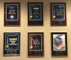The Whitestone Group Awards