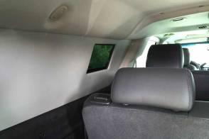 Whitestone Armored Vehicle - interior