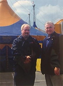 The Whitestone Group was the first company to have multi-regional contracts for Cirque du Soleil.